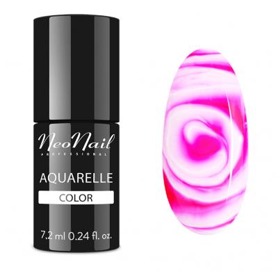 UV Gel Lak 7,2 ml - Raspberry Aquarelle