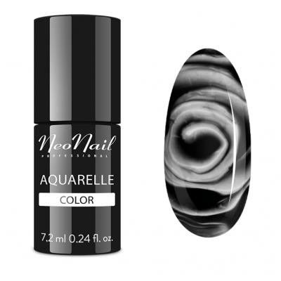UV Gel Lak 7,2 ml - Black Aquarelle