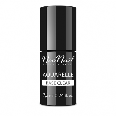 UV Gel Lak 7,2 ml -Aquarelle Base Clear