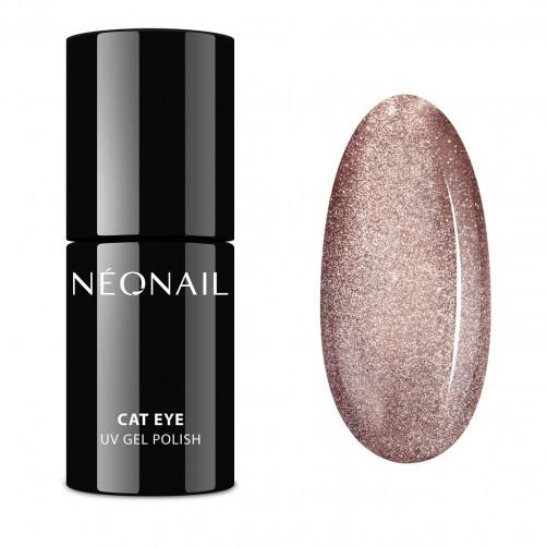 UV Gel Lak 7,2 ml - Cat Eye Satin Flash