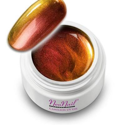 Chameleon UV Gel 5ml Red / Gold