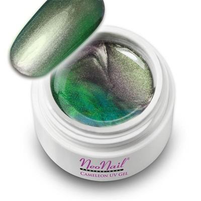 Chameleon UV Gel 5ml Silver / Green