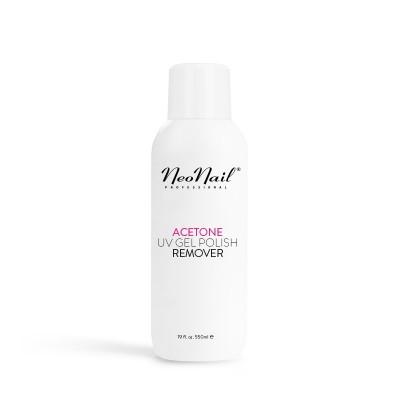 UV Gel Lak odstranjevalec - Aceton 500 ml