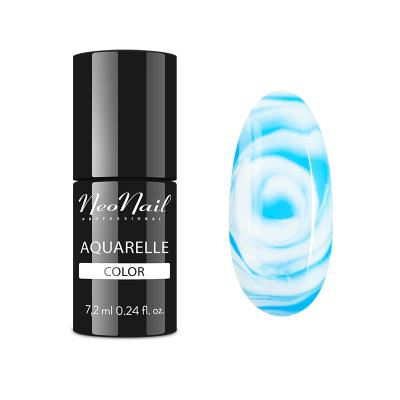 UV Gel Lak 7,2 ml - Blue Aquarelle