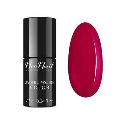 UV Gel Lak 7,2 ml - Seductive Red