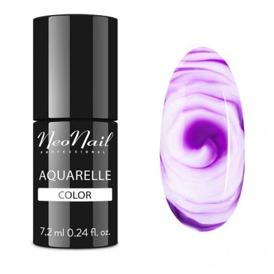 UV Gel Lak 7,2 ml - Purple Aquarelle